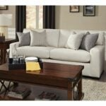 "The Best Sleeper Sofa Option: Osgood Revolution 73"" Square Arm Sofa Bed"