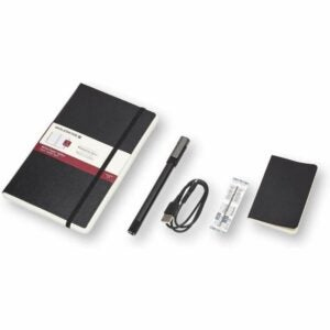 The Best Smart Pen Option: Moleskine Pen+ Ellipse Smart Writing Set