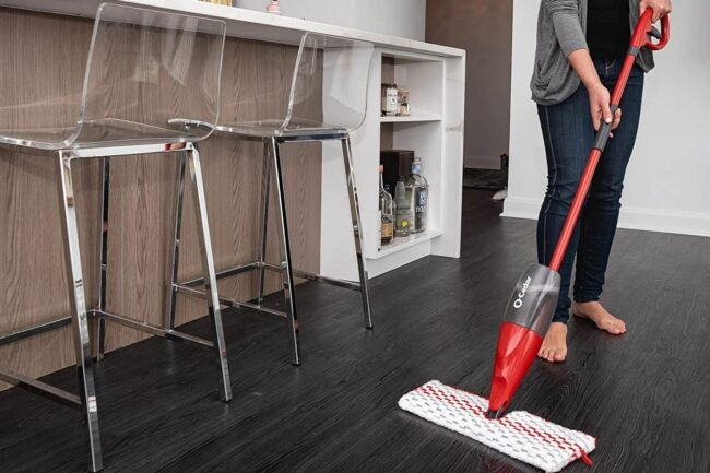 The Best Spray Mop Option