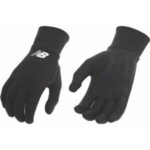 The Best Touchscreen Gloves Option: New Balance Lightweight Touchscreen Running Gloves
