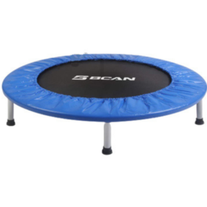 The Best Trampoline Options: BCAN 38 Foldable Mini Trampoline