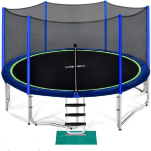 The Best Trampoline Options: Zupapa 15 141210 FT Trampoline