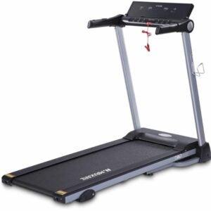 最好的跑步机选择:MaxKare折叠跑步机