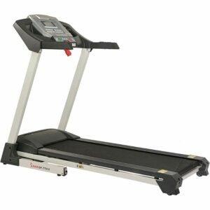 最佳跑步机选择:阳光健康&健身SF-T7515智能跑步机