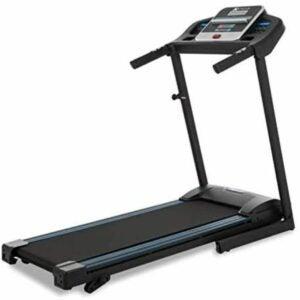 最好的跑步机选择:XTERRA Fitness TR150折叠跑步机