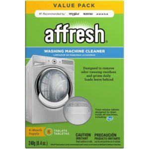 Best Washing Machine Cleaner AffreshTablets