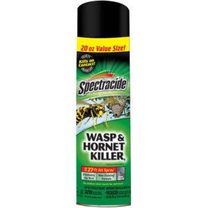 最佳黄蜂喷雾剂:Spectracide 100046033黄蜂杀手