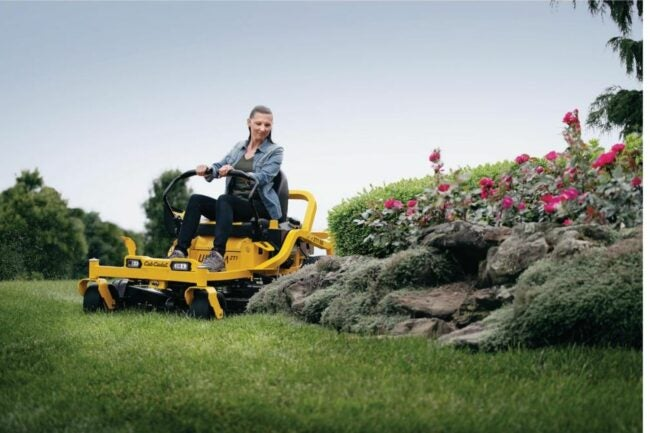 The Best Zero Turn Mower Option