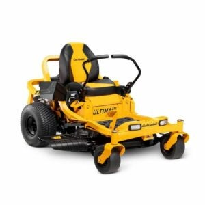 The Best Zero Turn Mower Option: Cub Cadet Ultima ZT1 Kohler Series Zero Turn Mower