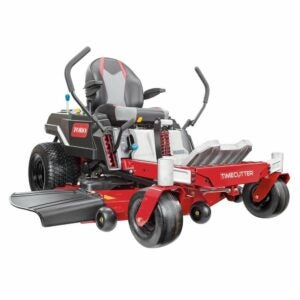 The Best Zero Turn Mower Option: Toro TimeCutter IronForged Zero-Turn Riding Mower