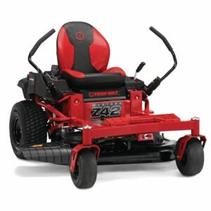 The Best Zero Turn Mower Option: Troy-Bilt V-Twin OHV Engine Gas Zero Turn Mower