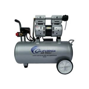 The Best Airbrush Compressor Option: California Air Tools 8010A Air Compressor