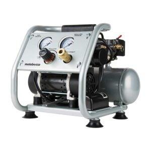 The Best Airbrush Compressor Option: Metabo HPT Air Compressor 1-Gallon EC28M