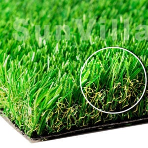 The Best Artificial Grass Option: SunVilla Realistic Indoor Outdoor Artificial Grass