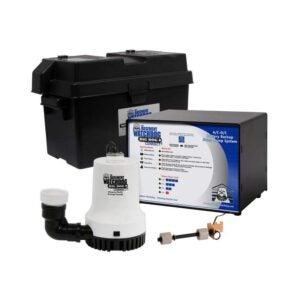 The Best Battery Backup Sump Pump Option: THE BASEMENT WATCHDOG Big Dog CONNECT 3500 GPH Sump Pump