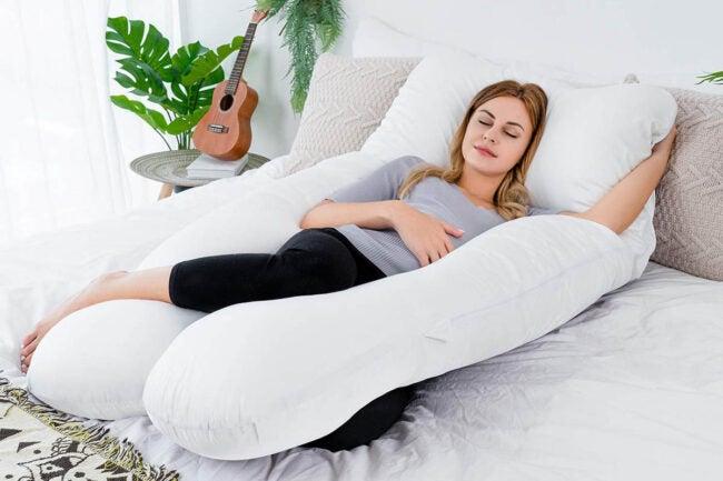 最佳的身体枕头选择