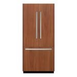 The Best Built-in Refrigerator Option: BOSCH Benchmark 36 Inch French Door Refrigerator