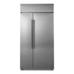 The Best Built-in Refrigerator Option: Cafe 25.2 cu. ft. Smart Built-In Refrigerator
