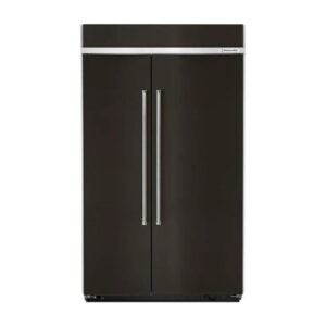 The Best Built-in Refrigerator Option: KitchenAid 30-cu ft Built-In Refrigerator