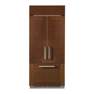 The Best Built-in Refrigerator Option: Monogram 36 Inch Built-In Panel Ready Refrigerator