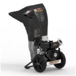 The Best Chipper Shredder Option: Brush Master Gas Powered Self-Feed Chipper Shredde