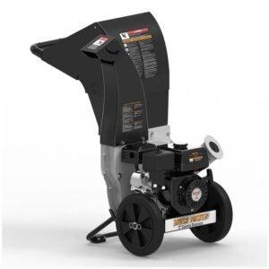 The Best Chipper Shredder Option: Brush Master Gas Powered Self-Feed Chipper Shredde