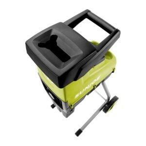 The Best Chipper Shredder Option: Sun Joe CJ603E Electric Silent Chipper Shredder