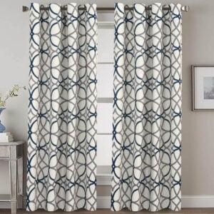 The Best Curtains Option: H.VERSAILTEX Blackout Curtains