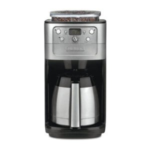The Best Drip Coffee Maker Option: Cuisinart DGB-900BC Grind & Brew Thermal Coffeemaker