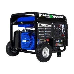 The Best Dual Fuel Generator Option: DuroMax XP12000EH Generator