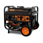 The Best Dual Fuel Generator Option: WEN DF475T Dual Fuel 120V 240V Portable Generator