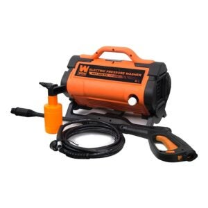 The Best Electric Pressure Washer Option: WEN PW19 Electric Pressure Washer
