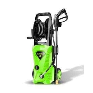 The Best Electric Pressure Washer Option: WHOLESUN Electric Pressure Washer