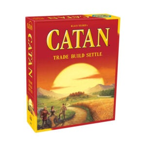 The Best Family Board Game Option: Catan The Board Game