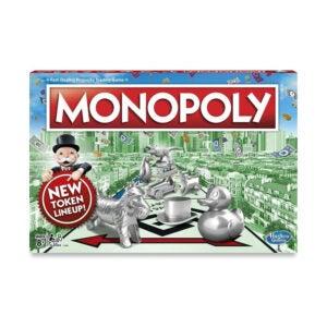 最好的家庭棋盘游戏选项:垄断经典游戏