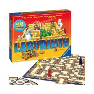 最好的家庭棋盘游戏选项:Ravensburger Labyrinth