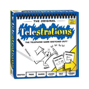 The Best Family Board Game Option: USAOPLOY Telestrations Original