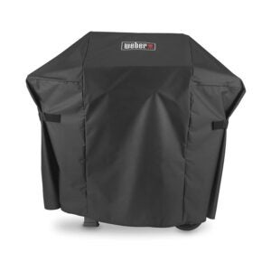 The Best Grill Cover Option: Weber 7138 Premium Cover Spirit II 200