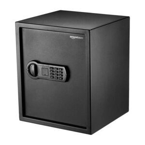 The Best Gun Safe Options: Amazon Basics Home Keypad Safe