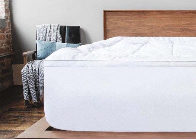 侧柜选项的最佳床垫脚垫