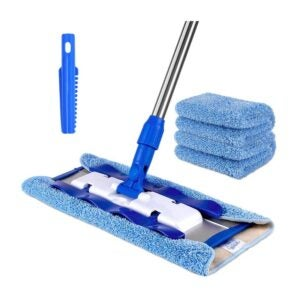The Best Microfiber Mop Option: MR.SIGA Professional Microfiber Mop
