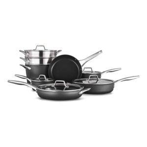The Best Nonstick Pan Option: Calphalon Premier Hard-Anodized Nonstick Cookware Set