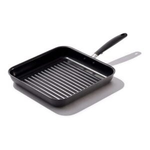 The Best Nonstick Pan Option: OXO Good Grips Non-Stick Square Grillpan
