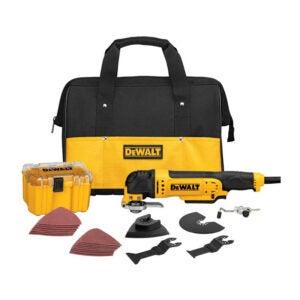 最佳的振动工具选择:DEWALT振动工具包DWE315K