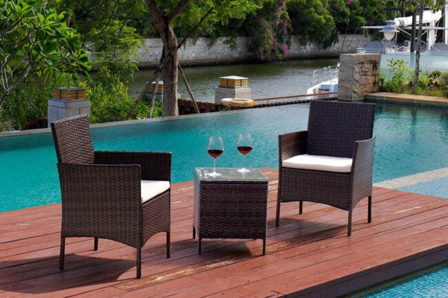 The Best Patio Furniture Options