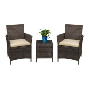 The Best Patio Furniture Option: Devoko Patio Porch Furniture Sets