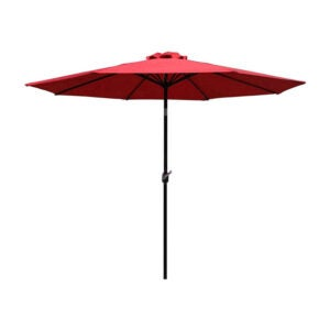The Best Patio Furniture Option: Sunnyglade 9' Patio Umbrella