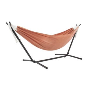 The Best Patio Furniture Option: Vivere Double Sunbrella Hammock