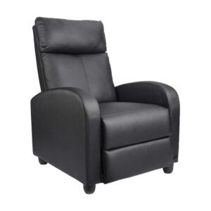The Best Reading Chair Option: Homall Recliner Chair