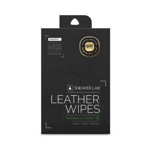 The Best Shoe Cleaner Option: Sneaker LAB Shoe Wipes